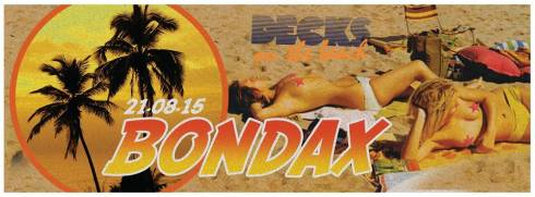 Decks On The Beach: Bondax