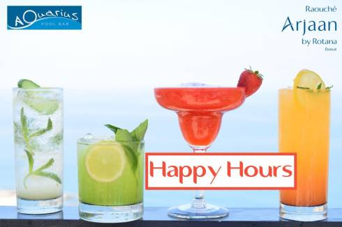 Two Happy Hours
