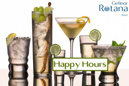 Happy Hours at Gefinor