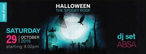 Halloween - The Spooky Roof