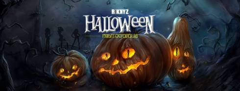 Halloween at Rikky'z