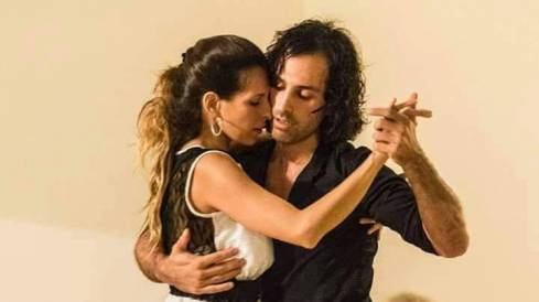 Tango Workshop at Mazen Kiwan The Academy