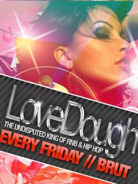 LoveDough at Brut