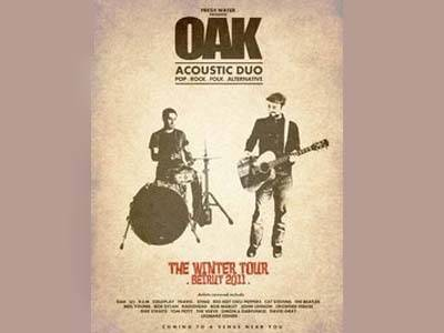 OAK - Acoustic Duo
