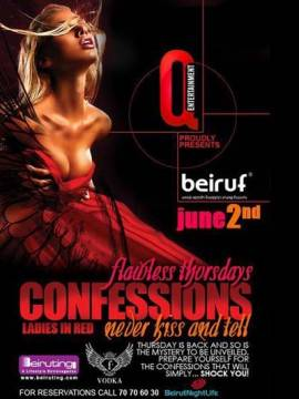 Confessions - Flawless Thursdays Second Edition