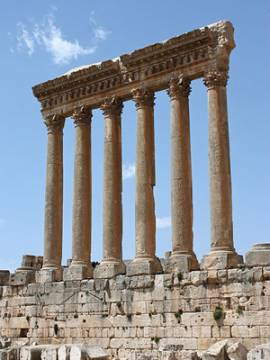 The Baalbeck Temples