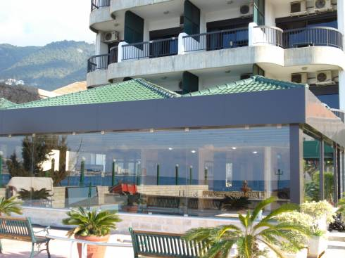 Holiday Suites Hotel and Beach Resort