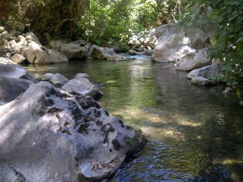 Yahchouch River