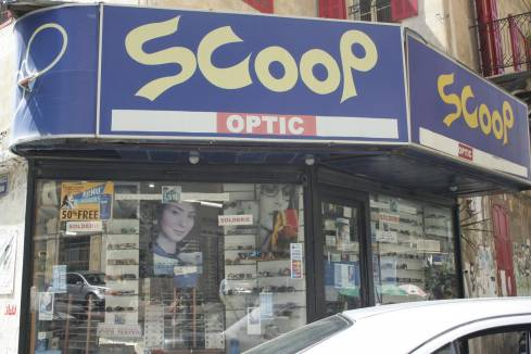 Scoop Optic