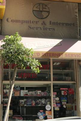 Computer & Internet Services