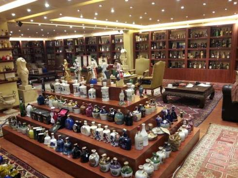 Antique Cellar