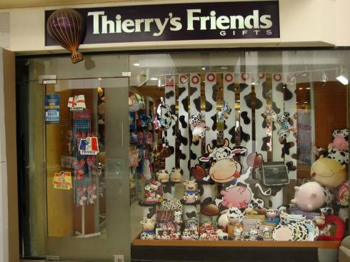 Thierry's Friends