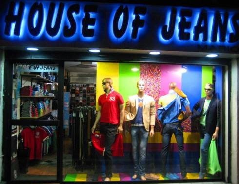 House of Jeans