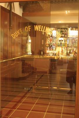 The Duke of Wellington