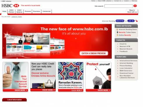 Home Loan in USD at HSBC