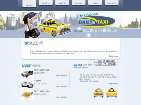 Daily Taxi