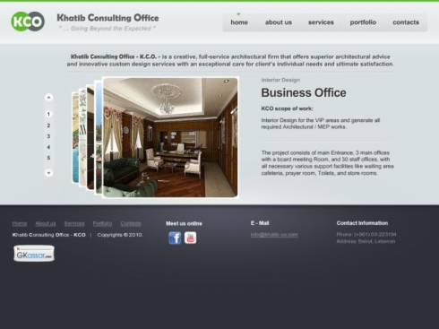 Khatib Consulting Office (KCO)