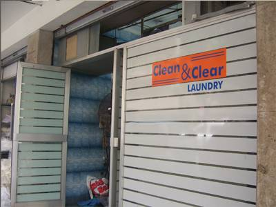 Clean & Clear Laundry