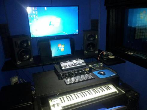 The Music Home