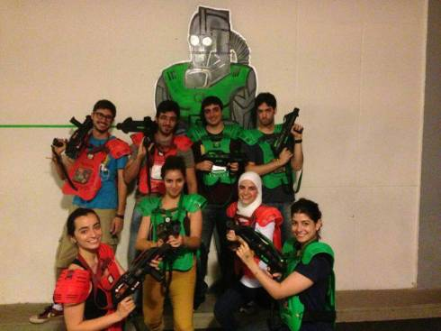 Rush Zone Laser Tag
