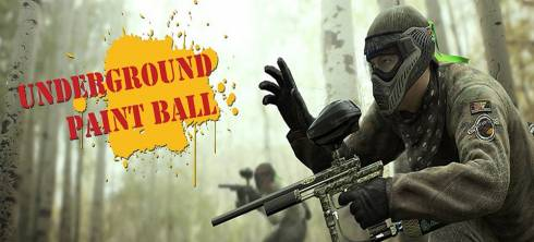 Underground Paintball