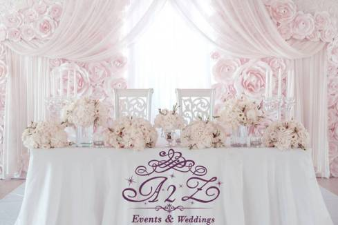 A 2 Z Events & Weddings