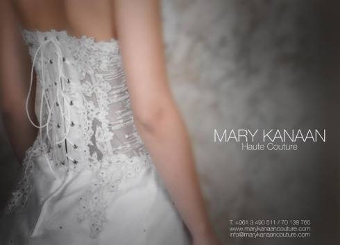 Mary Kanaan Couture