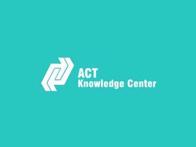 ACT Knowledge Center