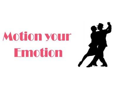 Motion your Emotion