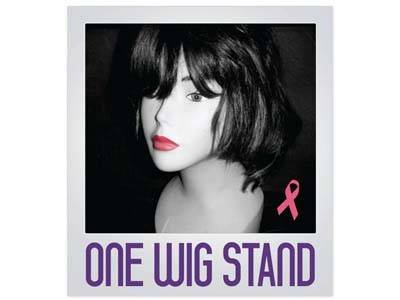 One Wig Stand