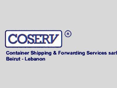 Coserv Container Shipping & Forwarding Services