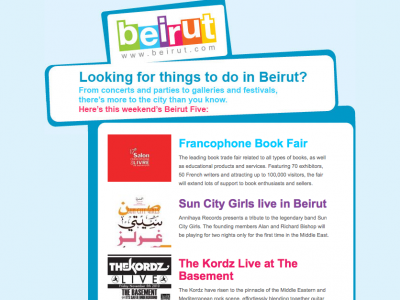The Beirut Five