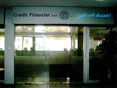 Credit Financier S.A.L.