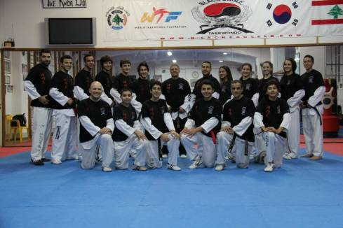 Black Eagle Taekwondo Club