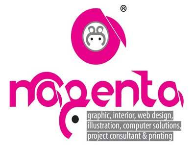 Magenta Graphic and Web Design
