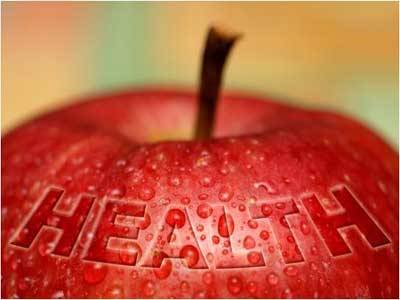 "Apples ""Healthy & Diet Food"""