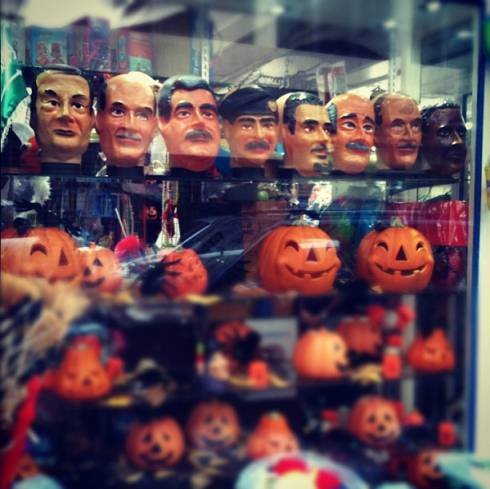 Dress Up as Your Favorite Politician This Halloween