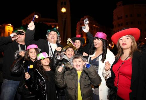 Solidere puts Beirut in a festive mood