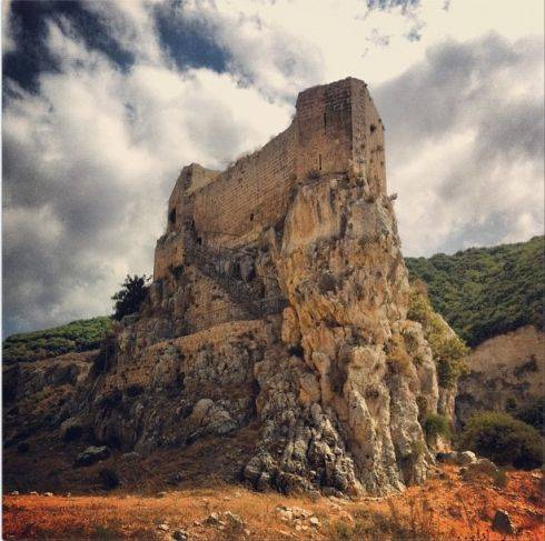 Mseilha Fortress in Batroun