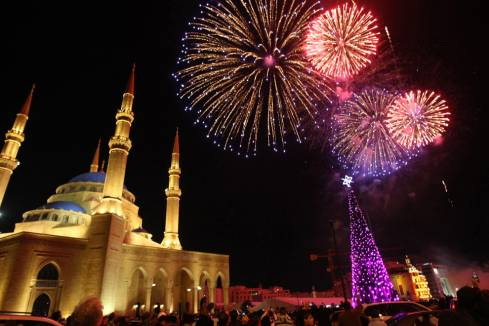 The Cheapest New Year's Eve Party in Beirut