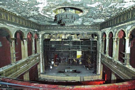Piccadilly Theatre: Beirut Treasure in Ruins