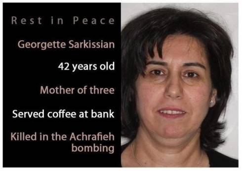 The Other Victims of the Achrafieh Blast