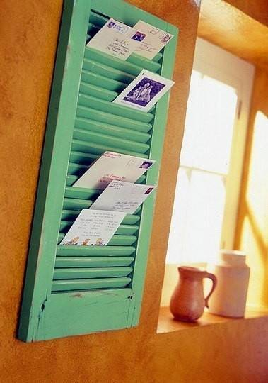 DIY Window Shutter Inspiration