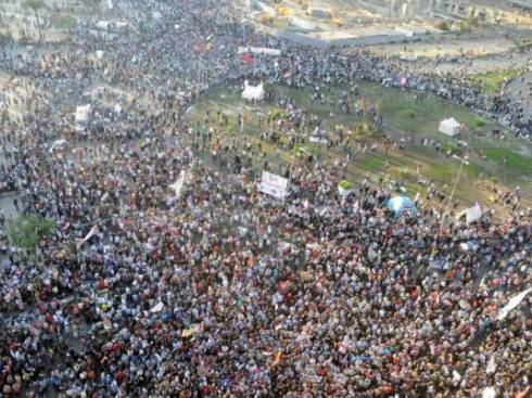 Three Women in Tahrir Square Sexually Assaulted by Crowd