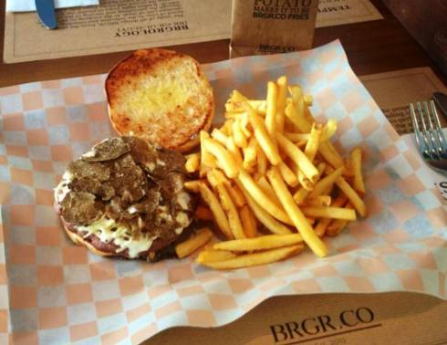 The New Menu Item You Should Probably Try at BRGR CO.