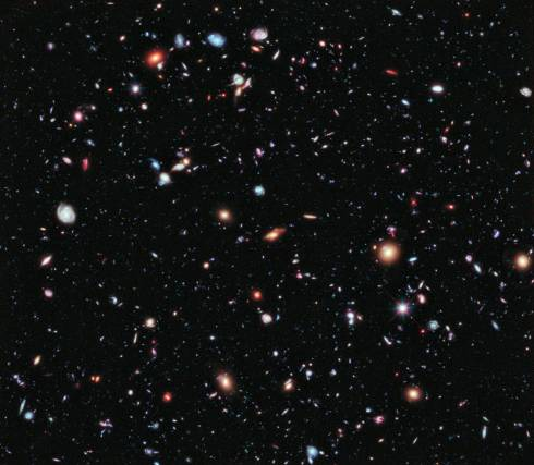 5,500 Galaxies in One Picture