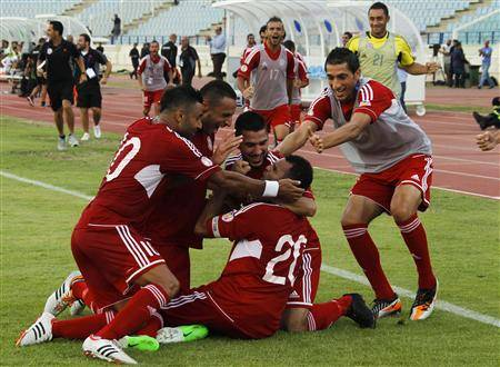 Lebanon 1-0 over Iran: Party on Jupiter