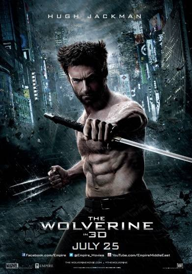 Win Free Stuff From the New Movie, The Wolverine
